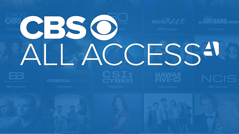 How to cancel CBS all access account