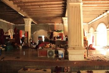 Monks quarters