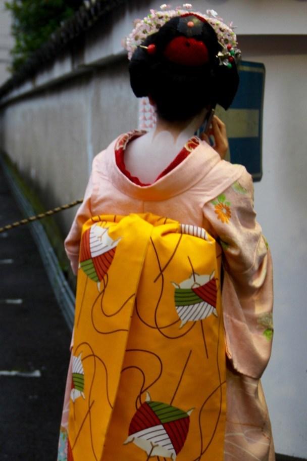 Maiko Kyoto