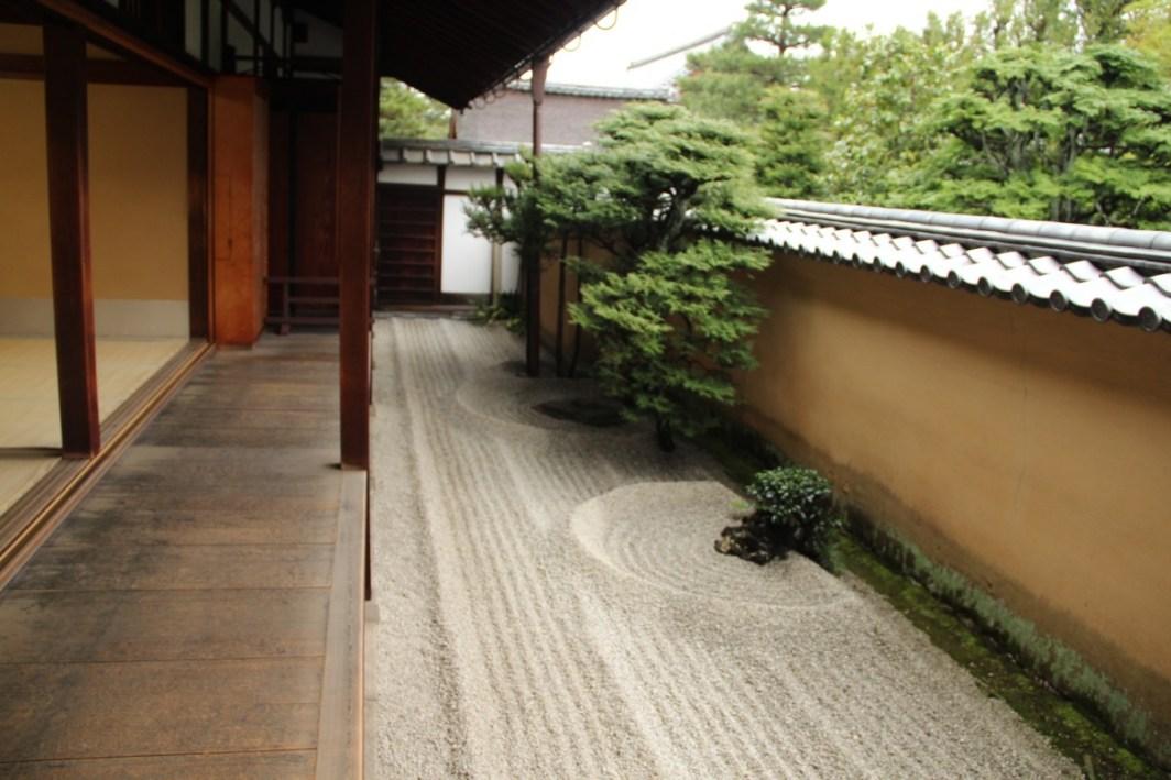 Kodatai garden, Datoku-ji temple