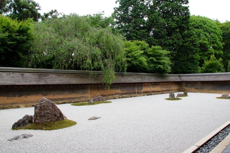 Ryoan-Ji garden