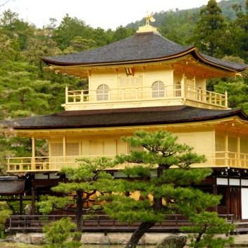 Kinkaku-ji ( the golden pavilion)
