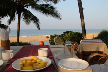 Breakfast at Manaltheeram