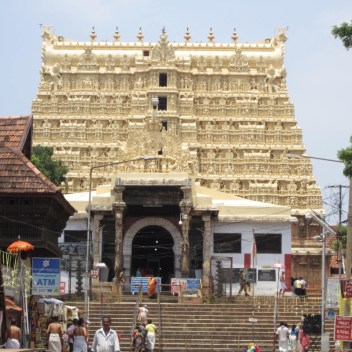 Padmanabhaswamy Temple , Trivandrum