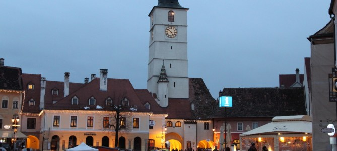 Sibiu – the fairytale city in the heart of Transylvania