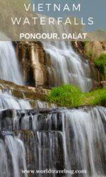 Pongour Waterfall, Dalat, Vietnam