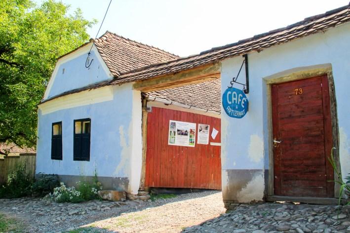 Viscri, Transylvania