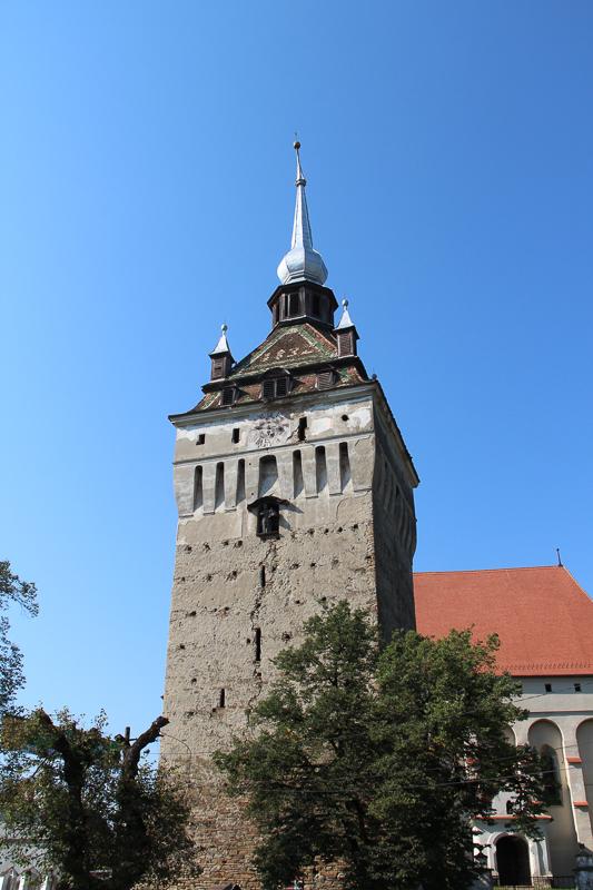 Saschiz, Transylvania