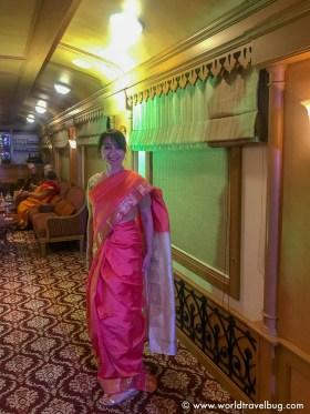 Indian Luxury Train copy