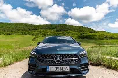 Romania travel Mercedes Benz