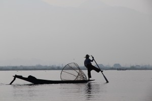 Intha Rower, Inle Lale