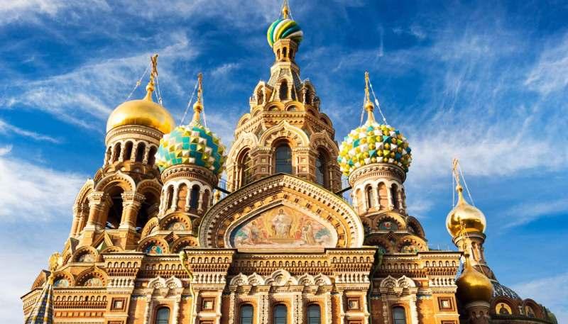 Best nightlife in St Petersburg