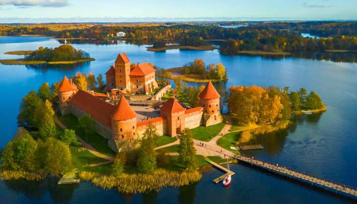 visa and passport requirements for lithuania