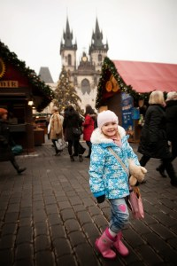 Old Town Square Prague - @World Travel Mama