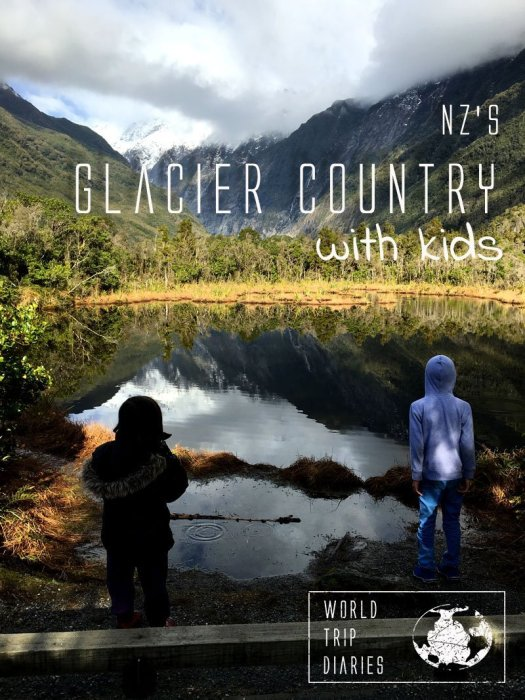 We took the kids during winter to see the glaciers in NZ: Fox and Franz Josef. It's so beautiful! Click to read more!