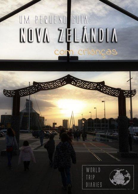 Já pensou em visitar a Nova Zelândia? Aqui está o nosso guia da Nova Zelândia para famílias.