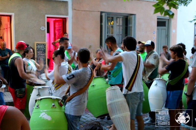 ensaio carnaval colonia uruguai