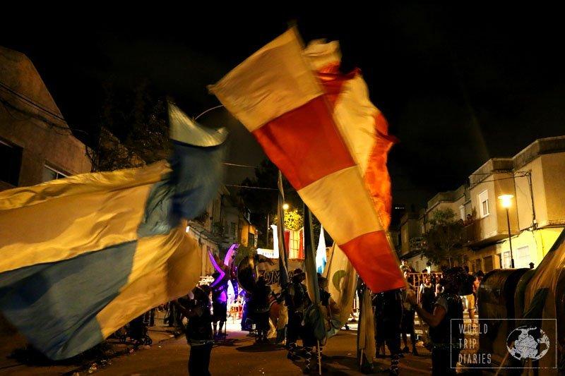 carnival uruguay montevideo