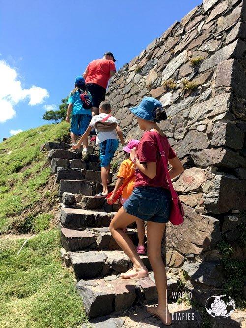 stairs colonia uruguay