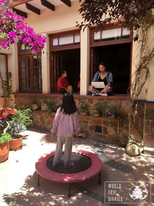 house la paz bolivia