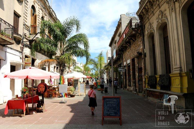 ciudad vieja montevideo uruguay