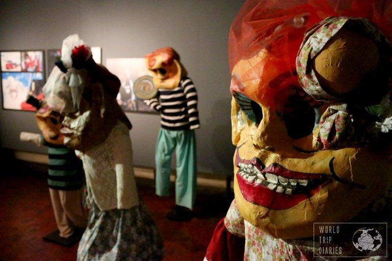 museo del carnaval montevideo uruguay