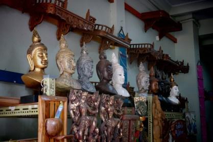 Bangkok - Bouddha