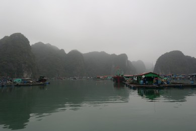 La baie d'Ha Long - www.worldtrips.fr