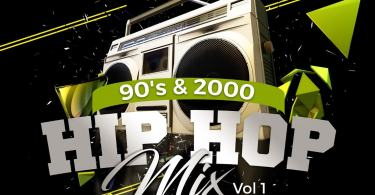 Dj Tonioly - 90s & 2000 Hip Hop Mix