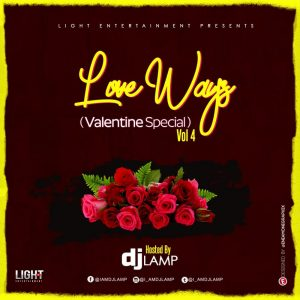 Dj Lamp - Love Always Vol 4 (Valentine Special)