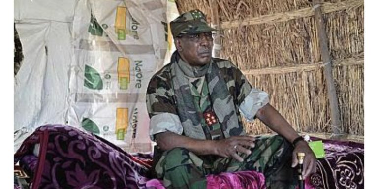 Chadian President Killed In Gun Battle With Rebels