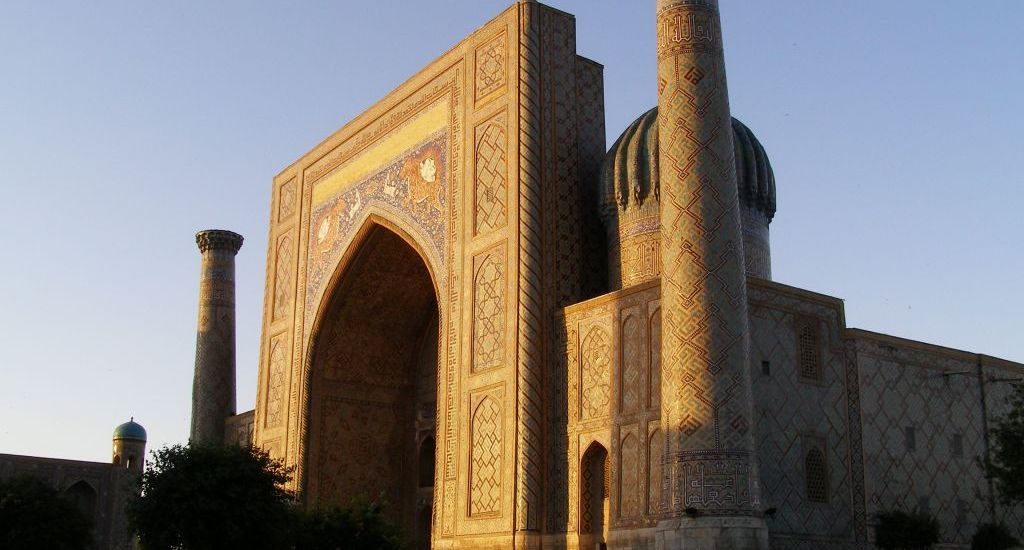 Wandering the golden road to Samarkand, Uzbekistan