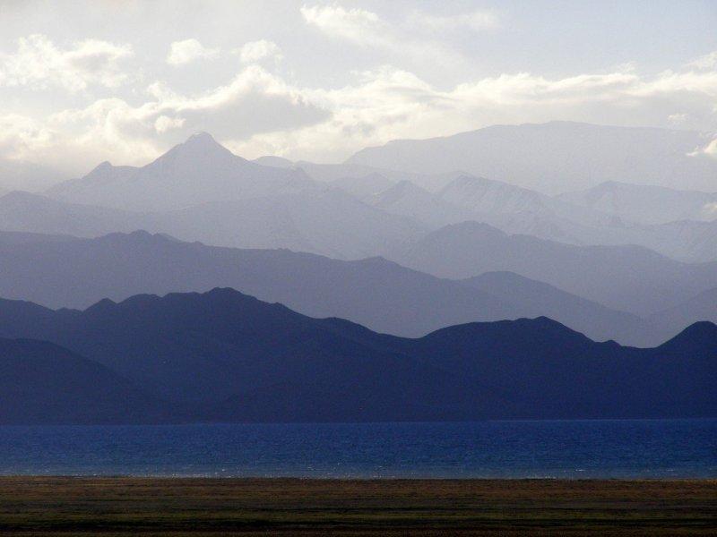 Karakol and the Alai Mountains, Tajikistan