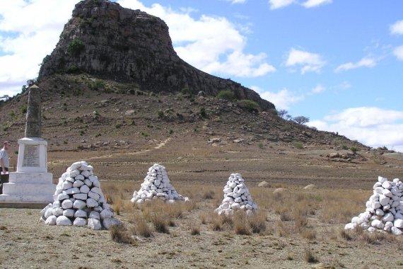 Isandlwana, Zululand South Africa