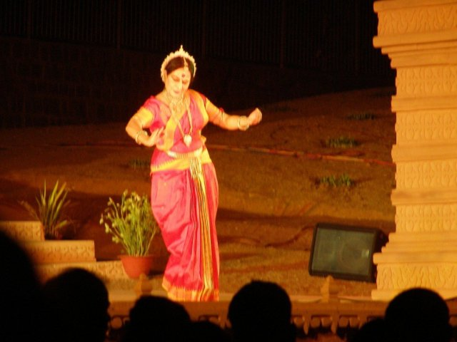Khajuraho classical dance festival, India