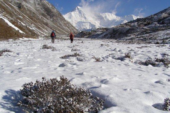 Nepal trekking: Everest region
