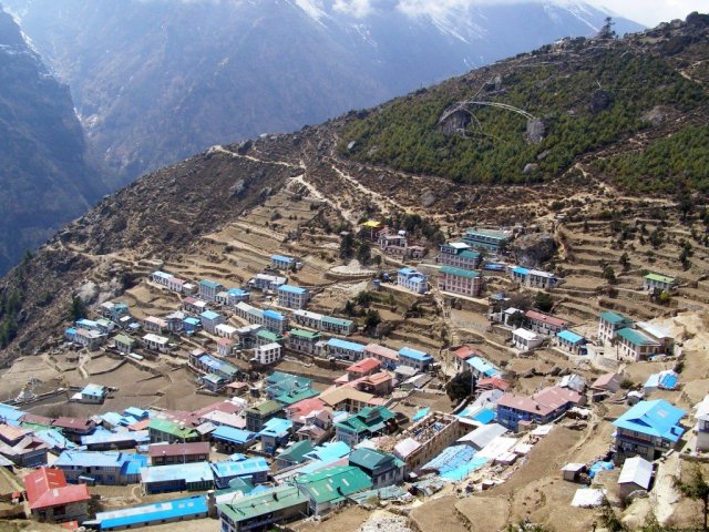 Nepal: Everest region trek