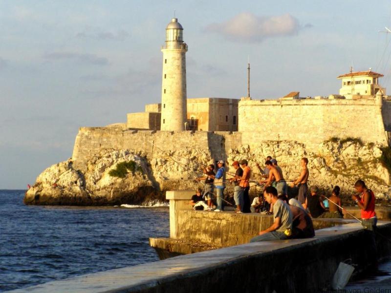 El Morro in Havana Cuba