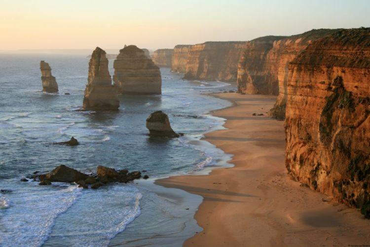 12 Apostles sunset, Great Ocean Road