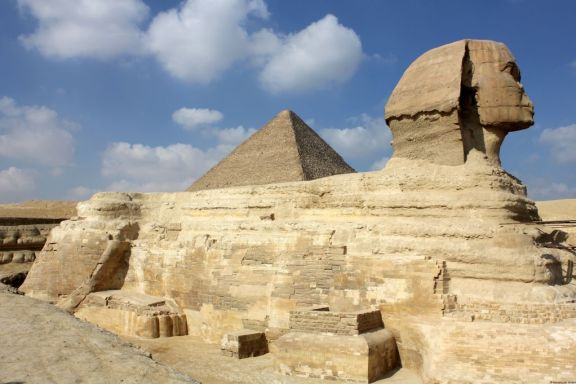 The Sphinx, Egypt