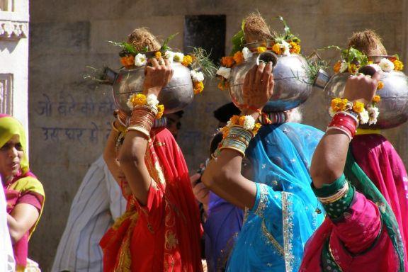 Colourful India, Asia