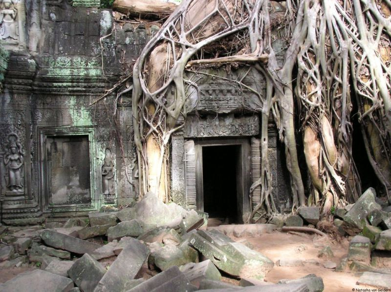 Siem Reap Angkor temples, Cambodia, south-east Asia