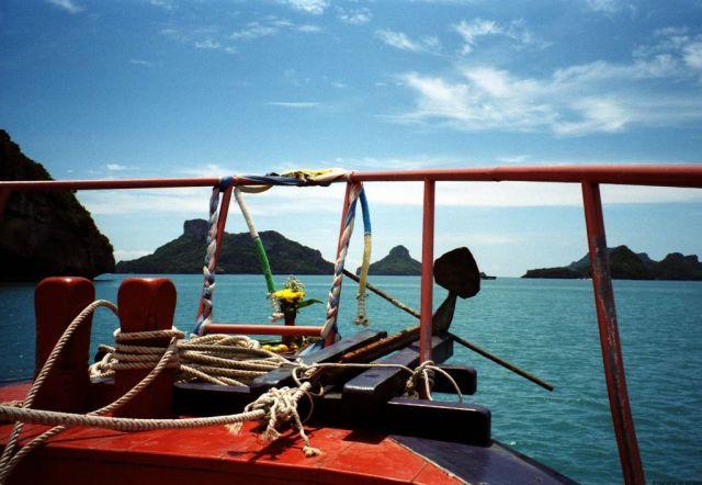 An Thong marine park, Thailand