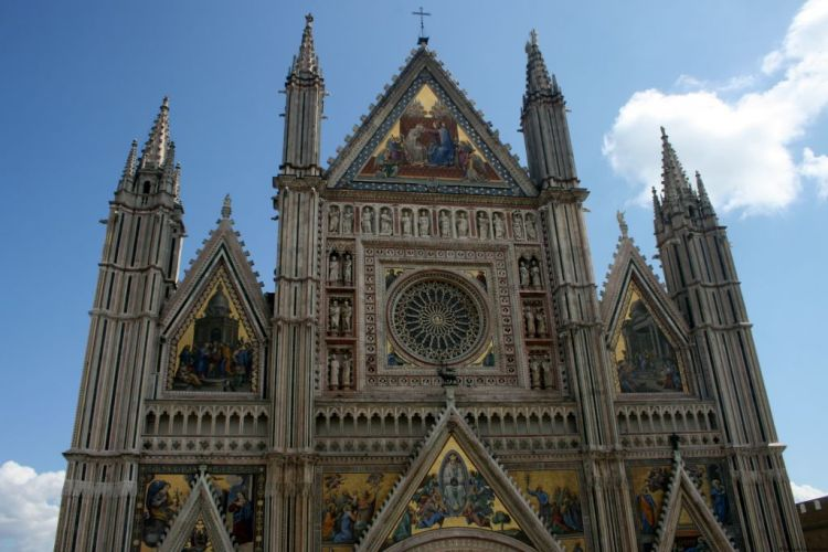 Orvieto Cathedral, Umbria, Italy