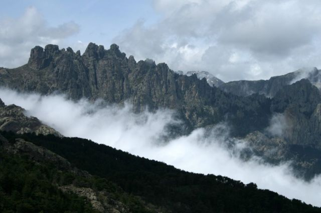 Bavella, Corsica