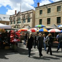 A City Guide for Hobart, Australia