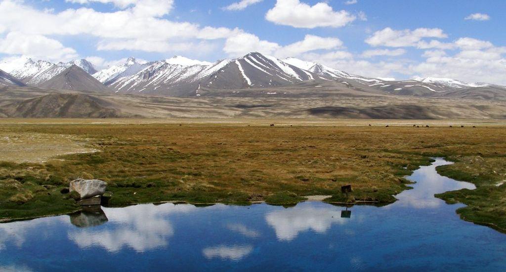 Tajikistan Pamir Highway