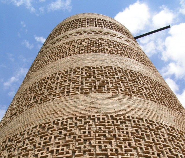 Tower of Burana, Kyrgyzstan