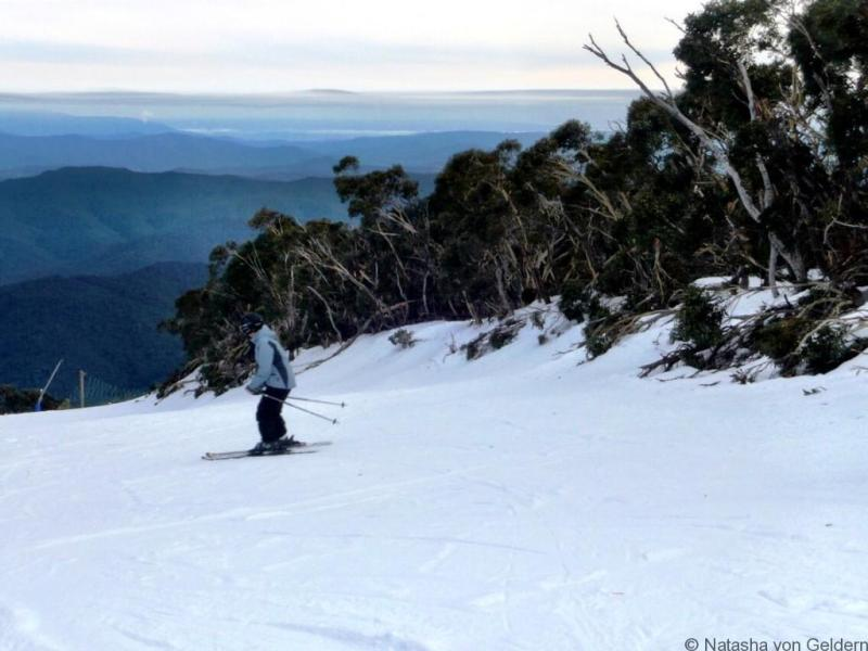 Mt Buller ski weekend Australia