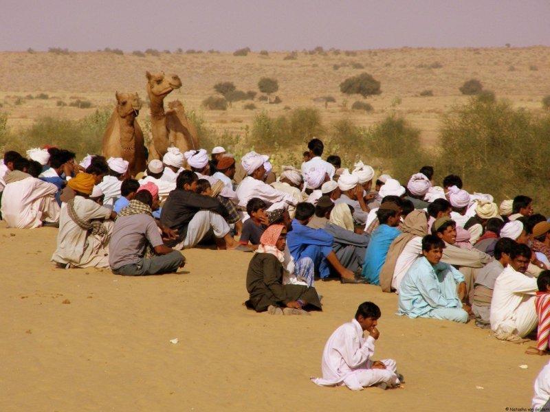 Rajasthan Desert Festival, India